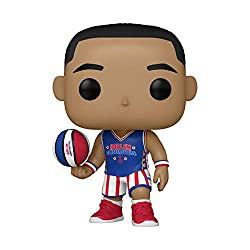 Image: Funko Pop! Basketball: Harlem Globetrotters #1 | Figure stands 3 3/4 inches and comes in a window display box
