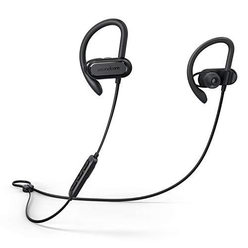 【改善版】Anker Soundcore Spirit X(ワイヤレスイヤホン Bluetooth 5.0)【IP68完全防水防塵規格 / SweatGuardテクノロジー / 18時間連続再生】スポーツ フィットネス ランニング