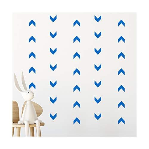 StickerDeen | Pegatinas de vinilo para decoración de pared con forma de...