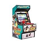 16bit Mini Arcade Game Machine Retro incluida de 156Juegos electrónicos de Bolsillo clásico