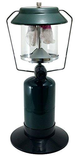 Ozark Trail Propane Dual Mantel Camping Lantern