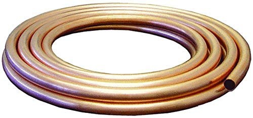 3/4 OD Refrigeration A/C Copper Tubing 50 FT Coils Made in USA