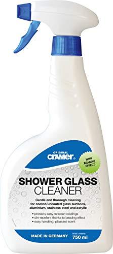 Cramer 30401 Collecteur de douche nettoyant en verre de 750 ml