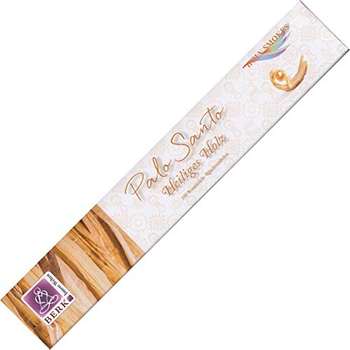 Berk Palo Santo Holy Smokes - Barritas de Incienso (10 g)