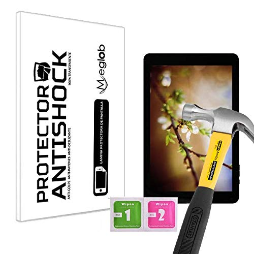 Protector de Pantalla Anti-Shock Anti-Golpe Anti-arañazos Compatible con Tablet Infiniton Infinitab 1088