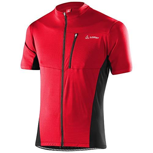 LÖFFLER Bike Shirt Rocky Fullzip Herren 22456 - Fahrradshirt