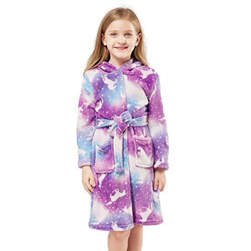 Kid Bathrobe Animal Design Robe ...