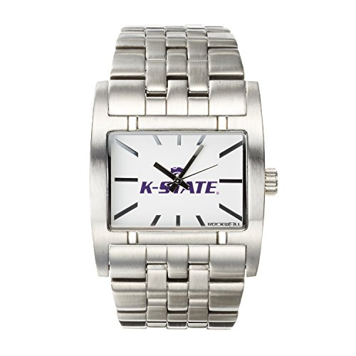 Rockwell Apostle (Model: CL-AP), Kansas State Wildcats, Adjustable, Silver