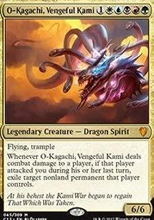 O-Kagachi, Vengeful Kami - Commander 2017