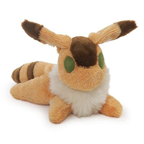 GUND Studio Ghibli Castle in The Sky Teto Fox Squirrel Beanbag Stuffed Animal, 10'