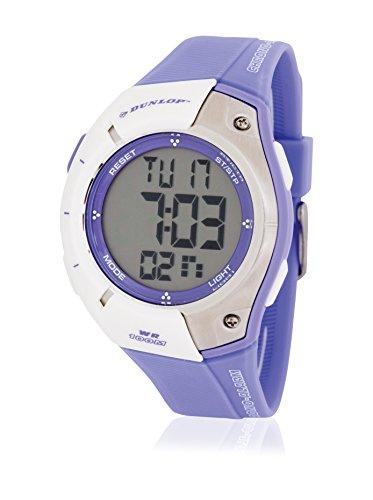Dunlop Reloj Digital para Mujer de Automático con Correa en Caucho DUN-190-L09