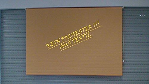 DECOSOL XXL Fenster Rollo aus Textil 210cm x 180cm (BxH)