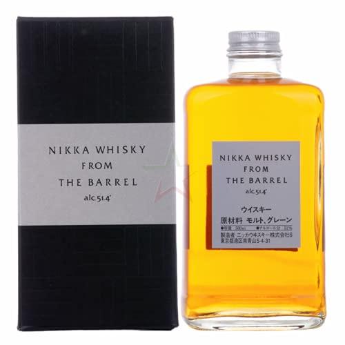 Nikka Whisky From the Barrel 51,40% 0,50 lt.