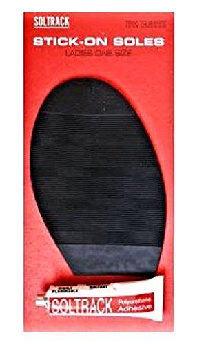 eCobbler Schuh-Reparaturset, Sohle & Kleber, Shoe Repair Supplies & für Damen und Herren