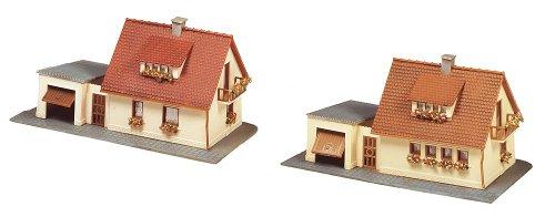 Faller 232226 - 2 Case unifamiliari con Garage