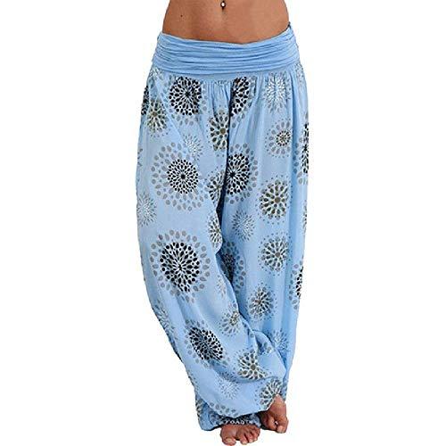 N\P Pantalones de yoga para mujer pantalones de yoga de verano casual holgada mono pantalones de secado rápido pantalones de entrenamiento