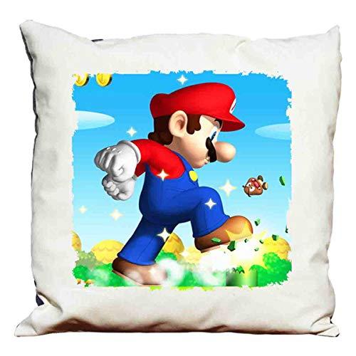Cojín Super Mario Bros