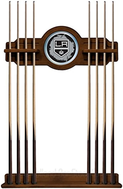 NHL Pool Cue Rack by Holland Bar Stool, Charwomeny  Los Angeles Kings