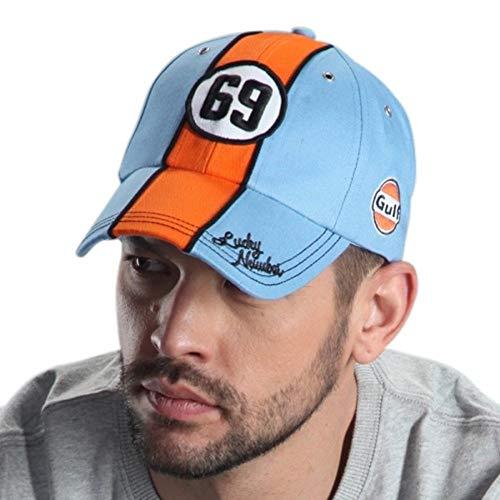 Grandprix Originals Gulf 69 Lucky Number Cap Spirit of Racing