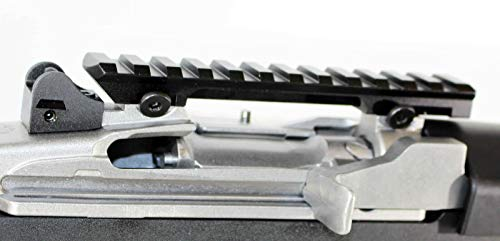 Trinity Scope Base Single Rail Mount Replacement Compatible with Mini 14 Ranch Rifle