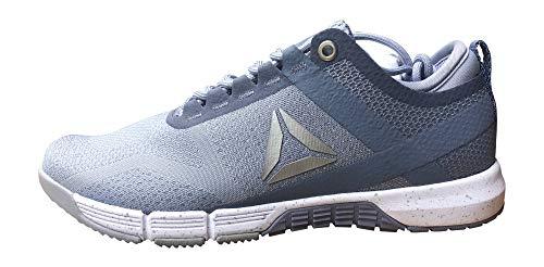 Reebok Women's Crossfit Grace TR Cross Training Shoe, Denim Dust/Washed Indigo/White, 7 M US