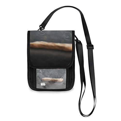 XiangHeFu Münzkassette Niedlicher Hipster Dackel Welpe suchen große Kapazität Telefontasche Brieftasche Kartenhalter Einkaufstasche