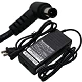 Laptop AC Adapter/Power Supply/Charger+US Power Cord for Sony Vaio PCG-GRV680 PCG-GRX570 PCG-GRZ630 PCG-GRZ660 VGN-FS660 VGN-FS742 VGN-FS742W VGN-S550 pcg-5k1l pcg-5k2l vgn-cs215j vgn-fw490jft vgn-fw510f/b vgn-ns290j vgn-sr190 vgn-sr290