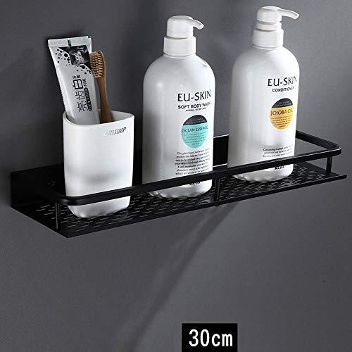 Badezimmerschrank Seifenhalter Badezimmereckschrank Badaccessoires Ablage @ Style_1_30cm