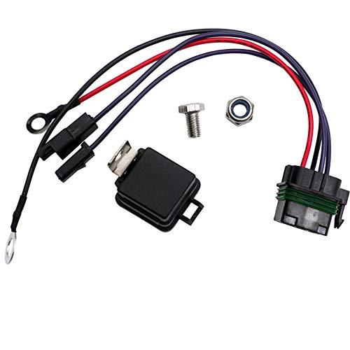 AM107421 Improvement Starter Relay Kit Replacement for John Deere Models 160 316 420 F930 160 165 RX63
