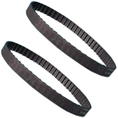 GZDwestcoastre Supplies for New Drive Belt Set Replaces Sears Craftsman 27880.00 and 27881.00 Belts