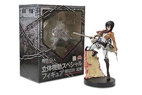 L'attacco dei Giganti Vertical manuevering Special Figure Mikasa (Japan) Shingeki no kyojin - Attack on Titan