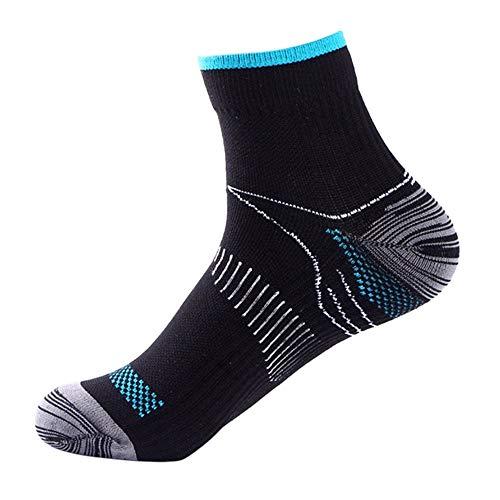 Sport Knöchel Fitness Socken hohe elastische Kompression Socken Kompression Socken Fuß Abdeckung YunYoud baumwollsocken frauen feinstrumpfhosen tennissocken wollsocken