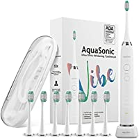 AquaSonic Vibe Series UltraSonic Whitening Toothbrush