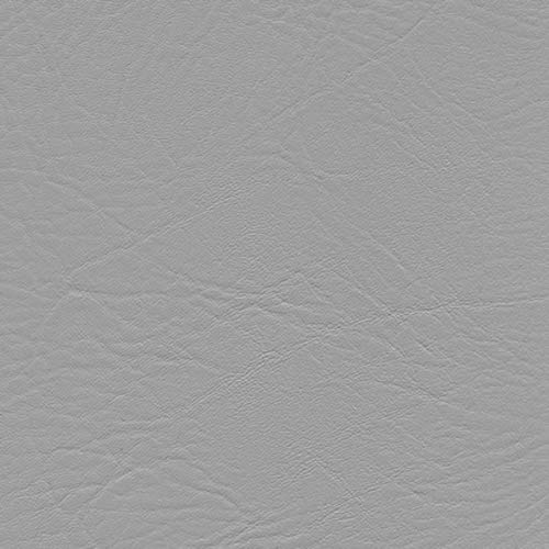 Neptune Kunstleder Boot Auto Möbel Sitzbezug Meterware PVC Bezugsstoff hochwertig, Farbe: bruma hellgrau