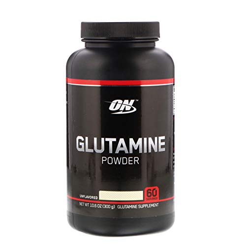 Glutamina Powder (300g) Black Line Optimum Nutrition