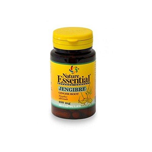 Jengibre 400 mg. 50 cápsulas