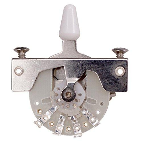 Interruptor Selector De Pastillas De 5 Vías Para Guitarras Eléctricas Squire Stratocaster...