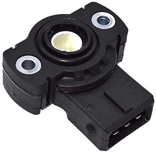Sensor de posición del acelerador TPS para BMW 3 5 7 8 Series E30 E36 E34 E39 E32 E38 Z3 M3 Oe# 13631726591, 13631721456 (negro)