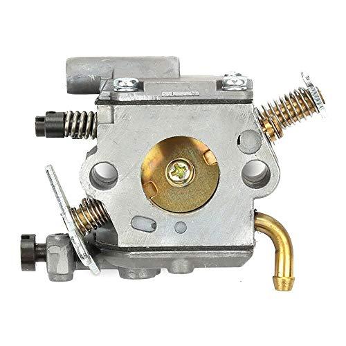 DIBAO Accesorios de reemplazo de carburador Carácter de Alturas Carburador de Piezas de Repuesto Adecuado Compatible para STIHL MS200 MS200T 020T MS 200 MS 200T Sierra de Cadena