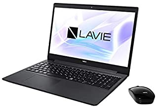 NEC 15.6型ノートパソコン LAVIE Note Standard NS700/NAシリーズ(カームブラック)[Core i7 / メモリ 8GB / HDD 1TB / Microsoft Office 2019]LAVIE 2019年...