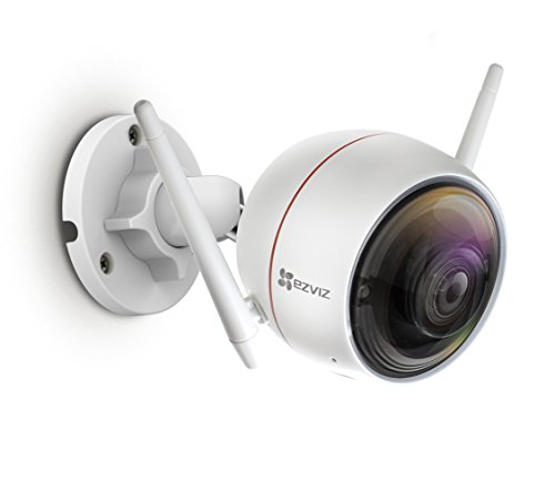 EZVIZ C3W / ezGuard 1080p - Wireless Wi-Fi Security Camera with Remote Activated Alarm System