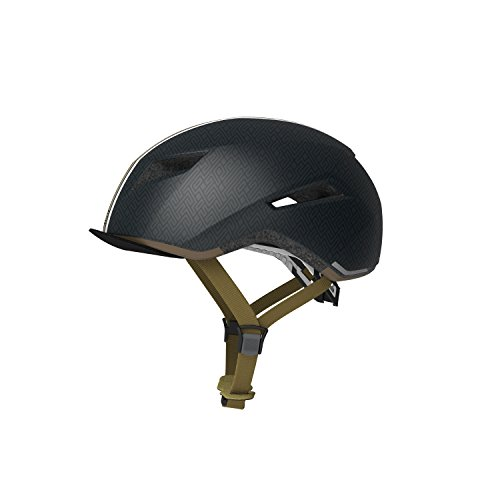 Abus Yadd-I #credition Fahrradhelm, Black Nugget, S