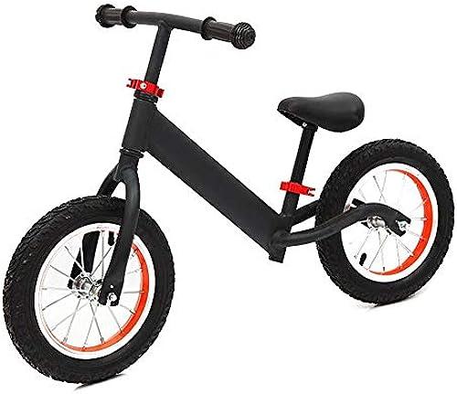 Kinder Laufrad Premium Laufrad No Pedal Balance Bike Safety fürradfür Jungen und mädchen Balance Training, im Alter von 2-6 Jahren