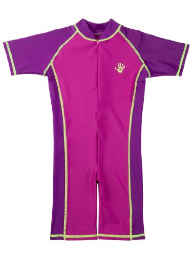 Ultrakidz Mädchen UV-Schutz Anzug, Pink, 3, 1304-180