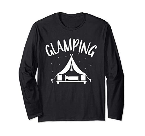 Glamping de la tente de camping Manche Longue