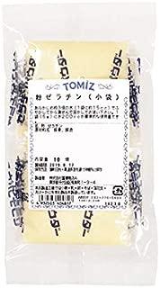 粉ゼラチン(小袋) / 5g×10 TOMIZ/cuoca(富澤商店)