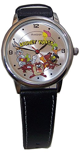 Looney Tunes Watch Back in Action Bugs Bunny & Friends Wristwatch Set
