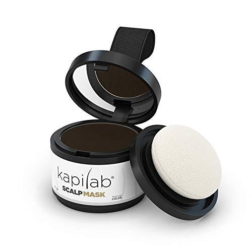 Kapilab Maquillaje Capilar Scalp Mask - 4g - Castaño Oscuro