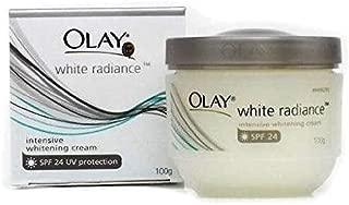 Olay White Radiance Intensive Whitening - Day Cream UV Protection SPF 24 - 100g