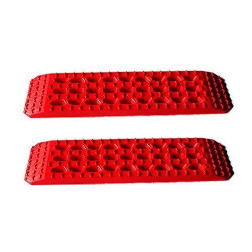 Yuan Traction de Voiture - Voies de Tapis de Traction de poignée de Roue de Pneu pour l'équipement de Sauvetage de Sable de Boue de Glace de Neige (Taille : B)